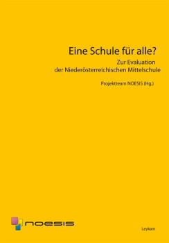 """Buchcover von """"Eine Schule für Alle?"""""""