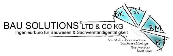 Logo des Unternehmens Bau Solutions